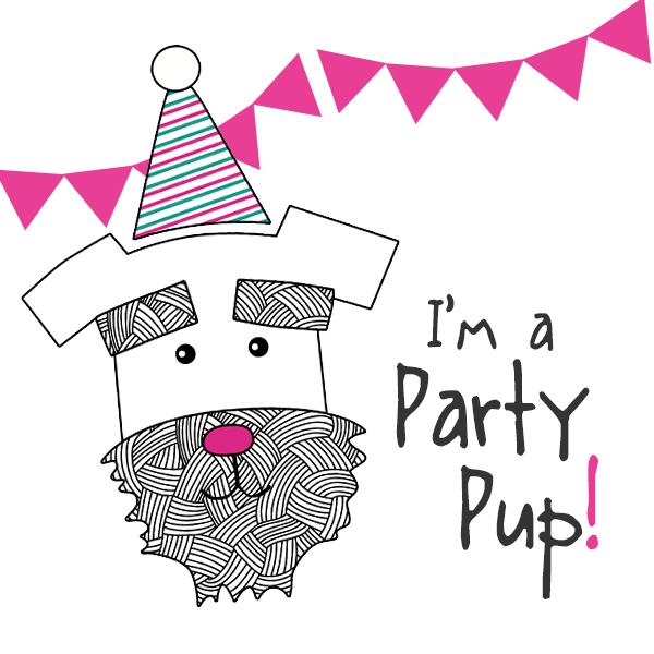 I'm a Party Pup