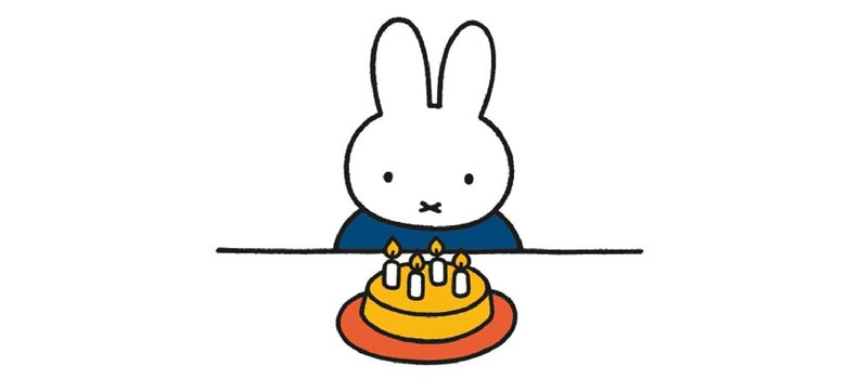 Miffy 60th Birthday 2015