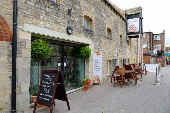 New Brewery Arts - Cirencester