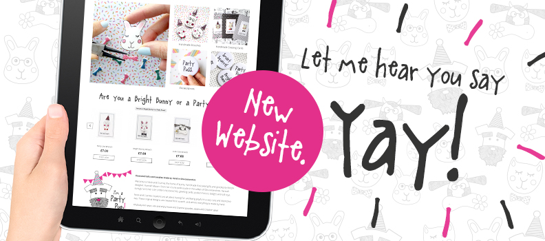 Nook and Crannie - New Website Launch
