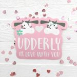 Udderly in Love with You Sticker